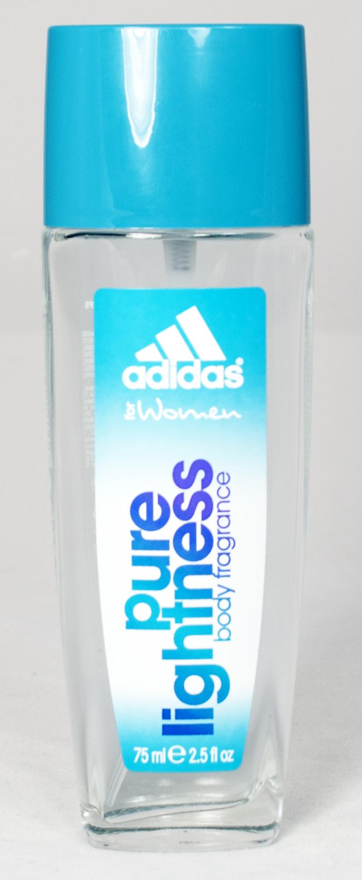 Image of Adidas Pure Lightness Body Fragrance for Women 75ml