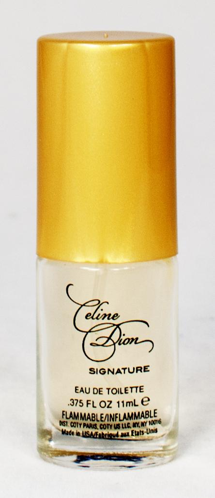 Image of Celine Dion Signature Eau de Toilette 11ml