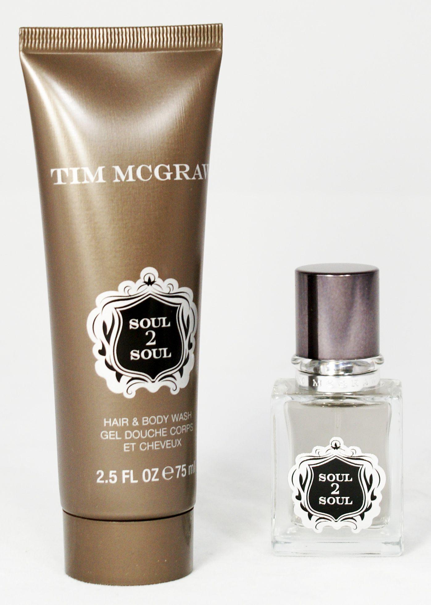 Tim McGraw Soul 2 Soul for Him Gift Set