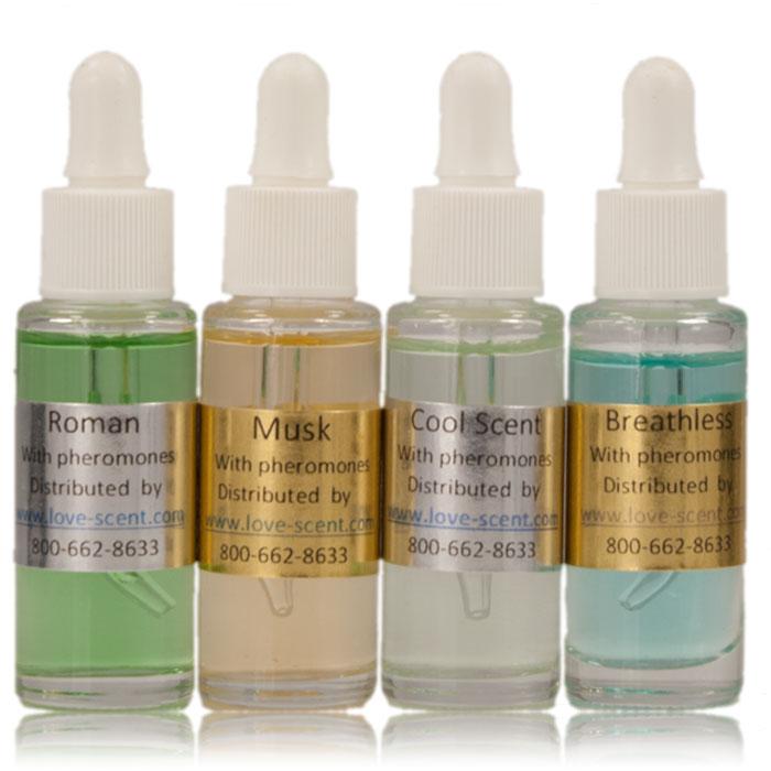 LOW-LEVEL Super Primal Pheromone Oils