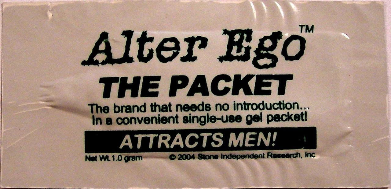 Alter Ego Gel Packs for Women