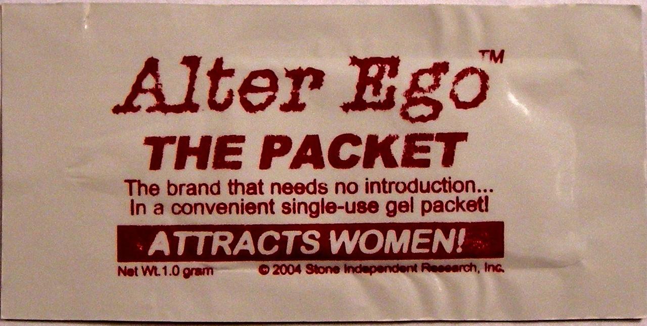 Alter Ego Gel Packs for Men