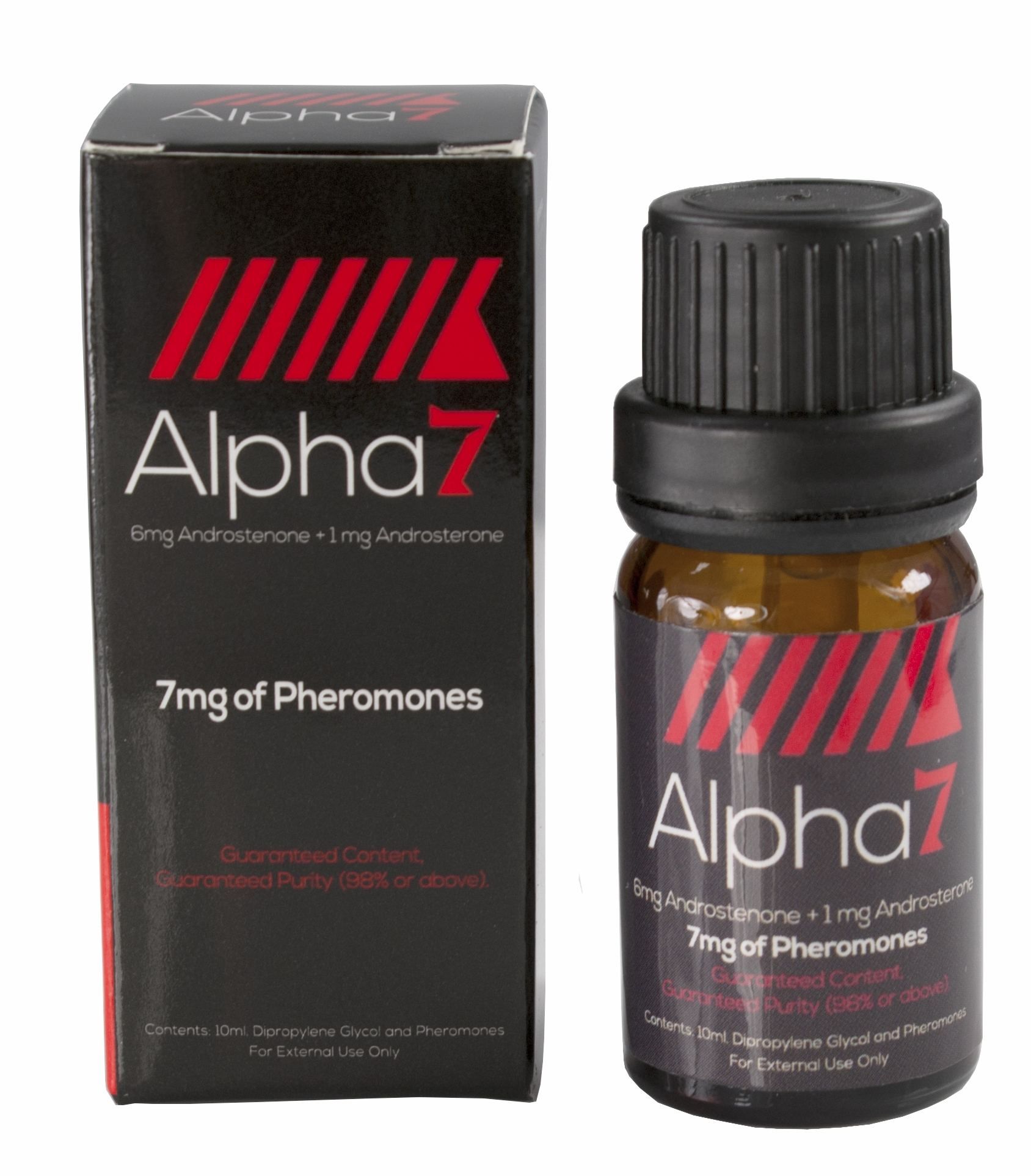Love Scent coupon: Alpha 7 Unscented Pheromones