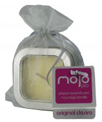 Mojo Pro Pheromone Infused Massage Candle - Original Desire