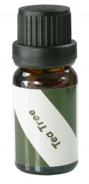 Tea Tree Oil 100% Pure Undiluted Essential Oil Therapeutic Grade 10 Ml (Tea Tree Oil, 10ml)