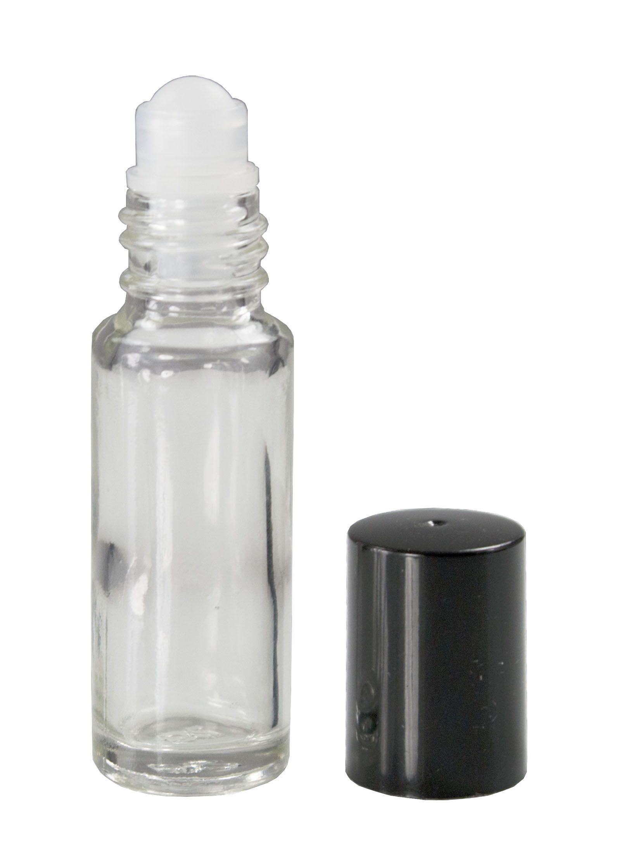 5ml Roll-top glass bottle