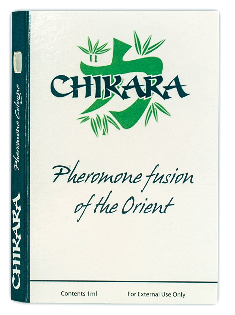 Love Scent coupon: Chikara Pheromone Mini
