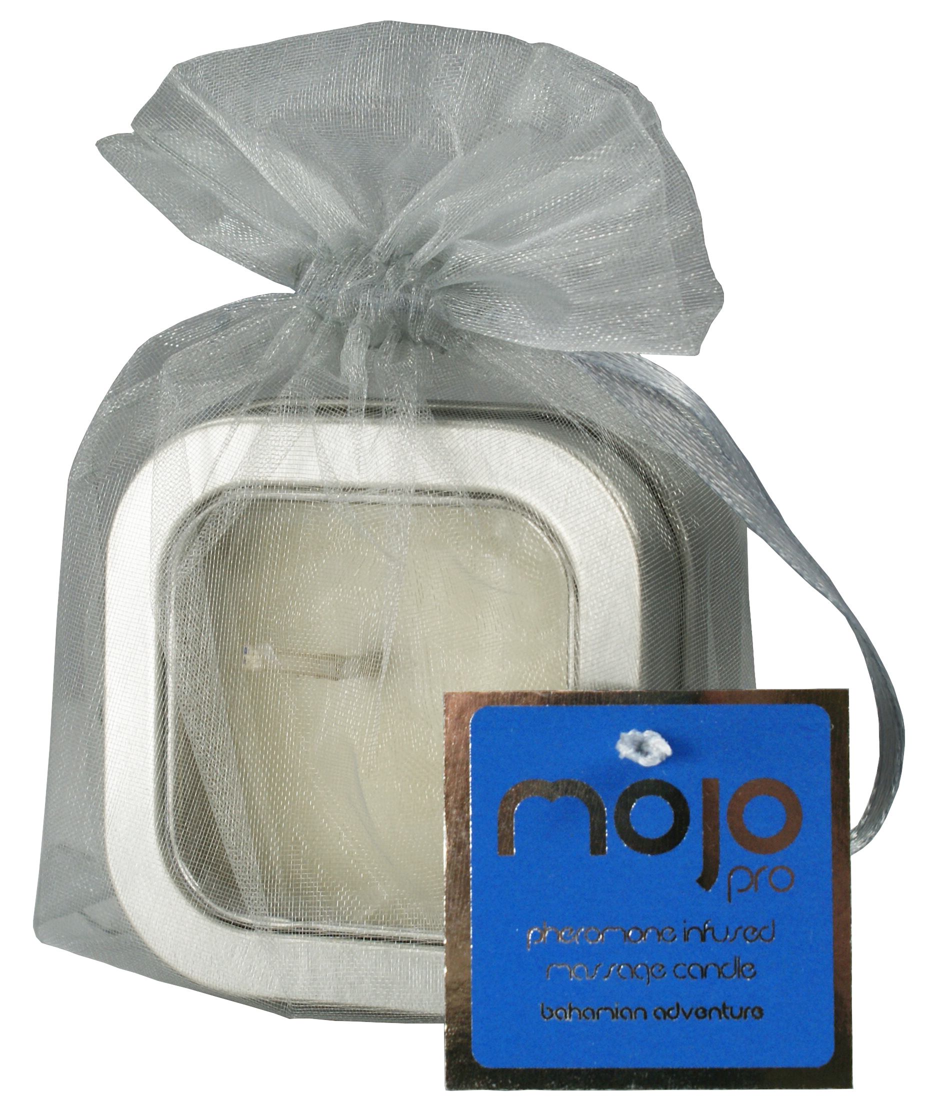 Love Scent coupon: Mojo Pro Pheromone Infused Massage Candle - Bahamian Adventure