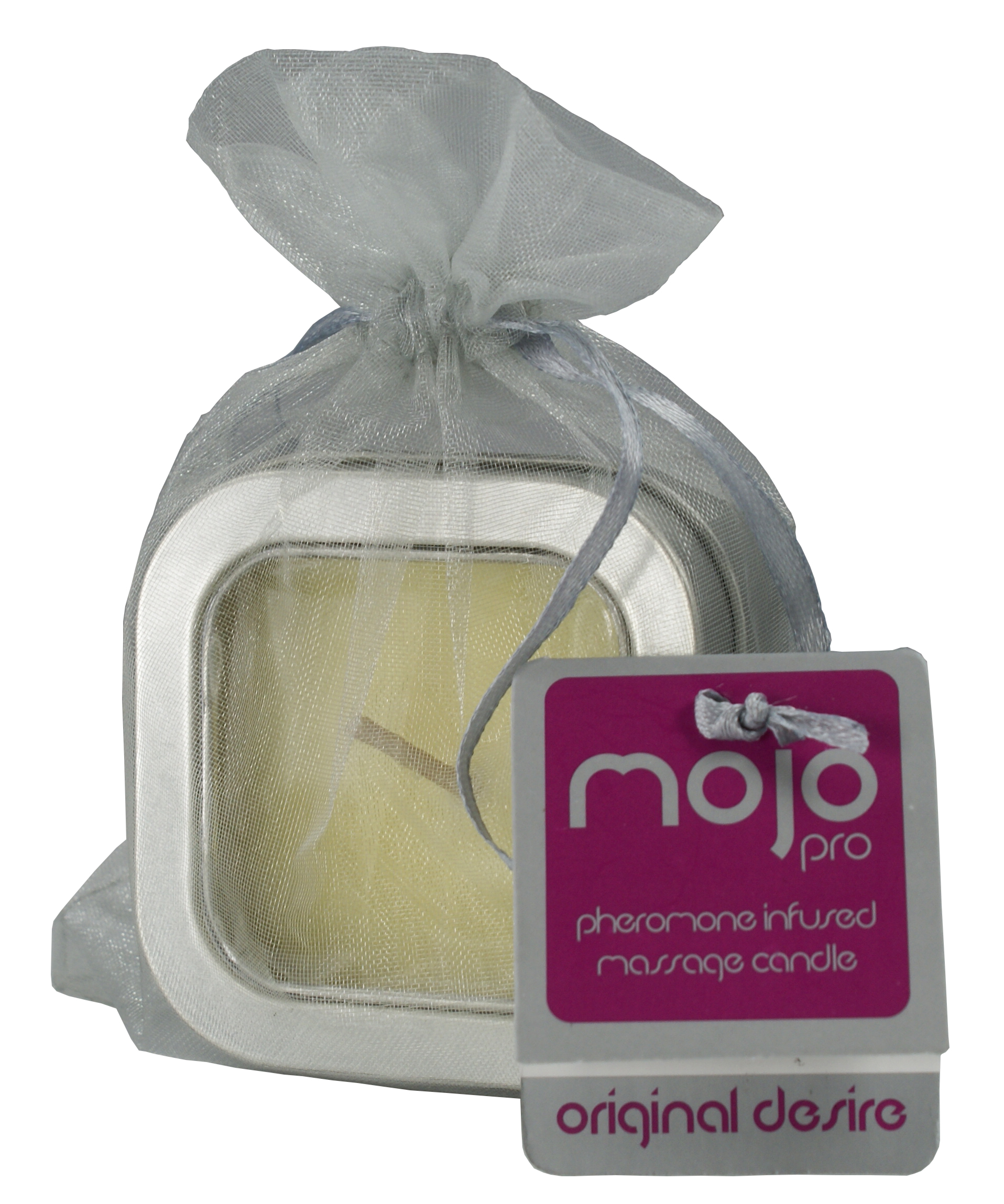 Love Scent coupon: Mojo Pro Pheromone Infused Massage Candle - Original Desire
