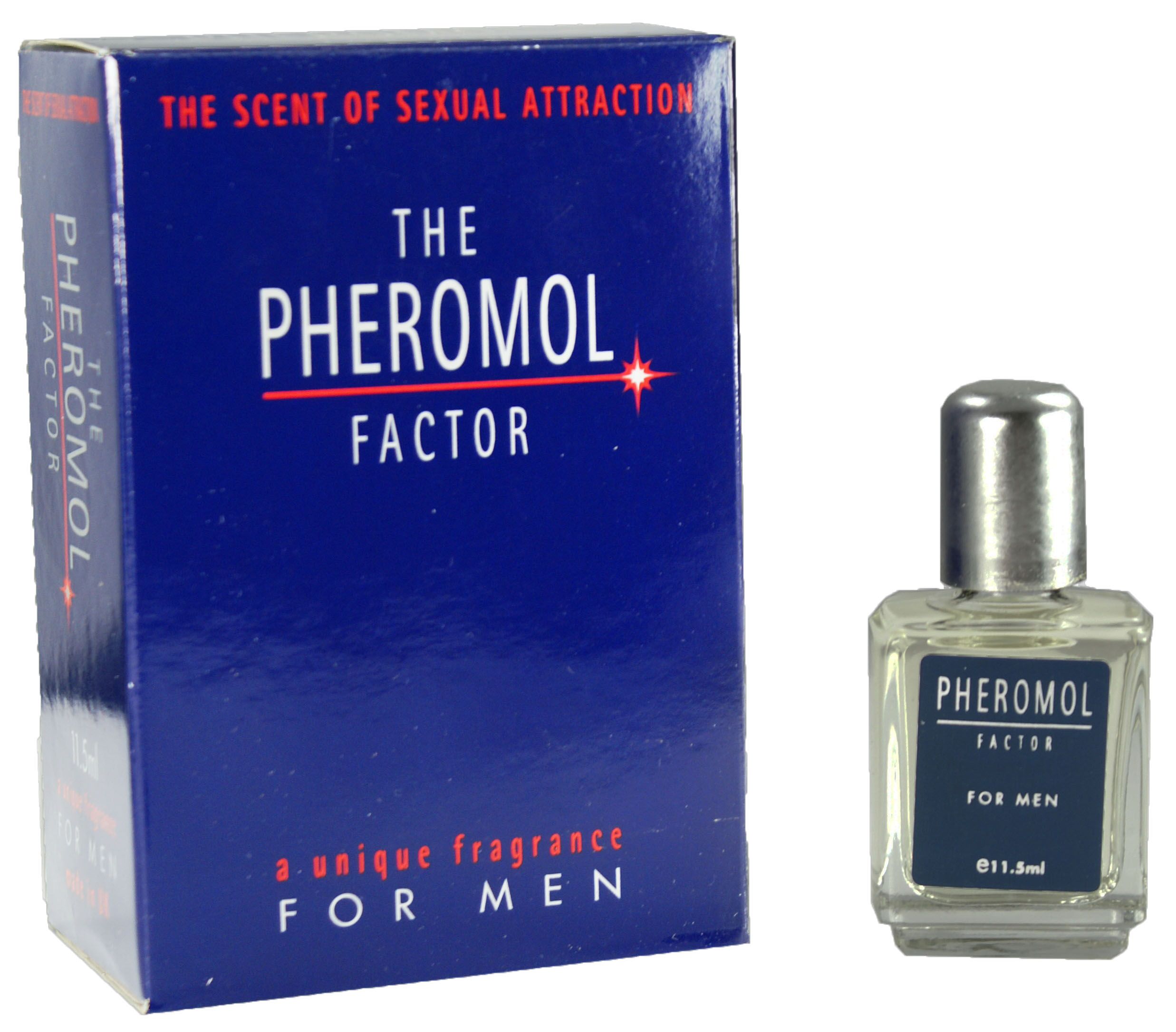 Love Scent coupon: Pheromol Factor Pheromones for Men