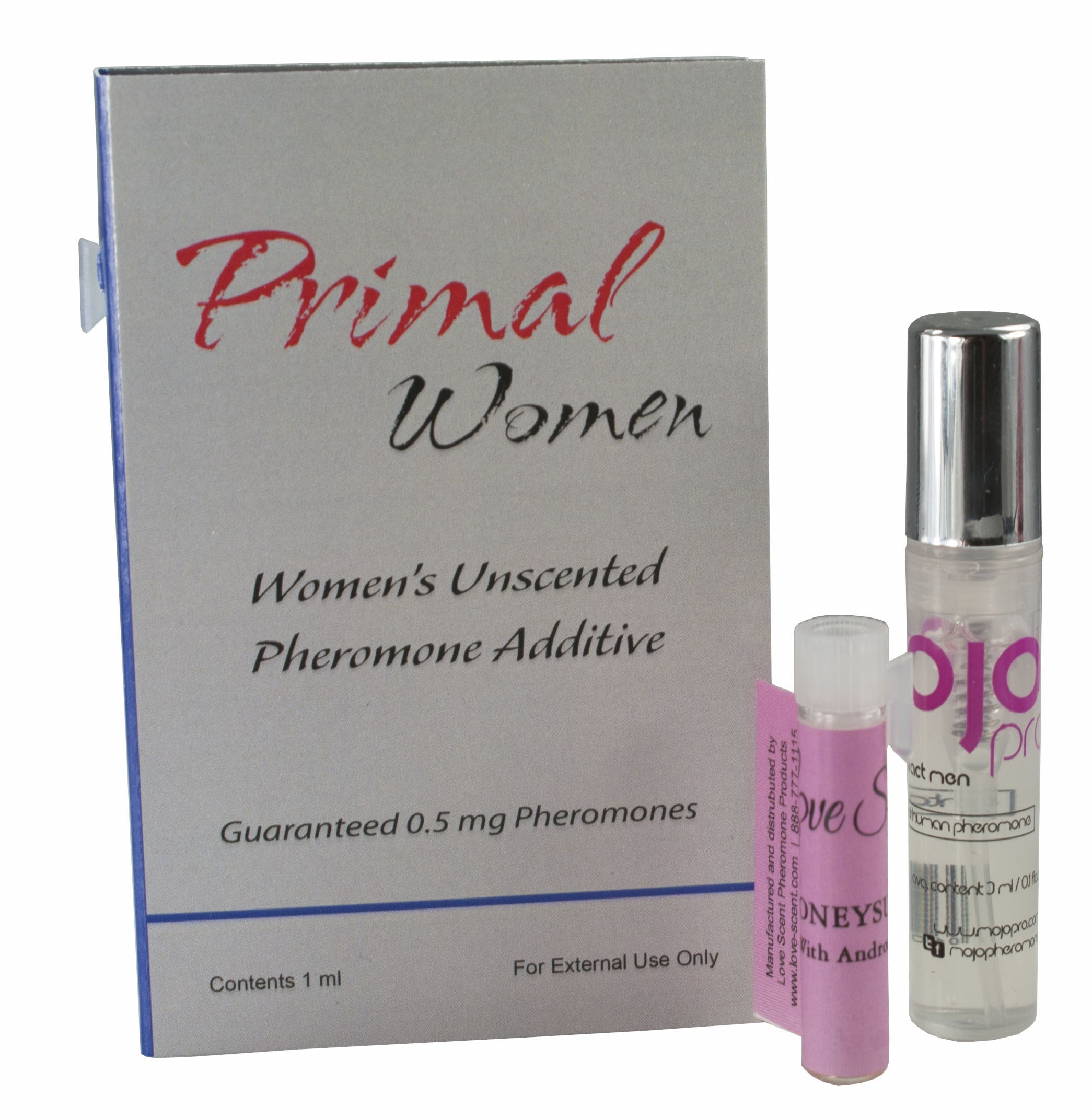 Love Scent coupon: Love Scent Pheromone Sampler for Women