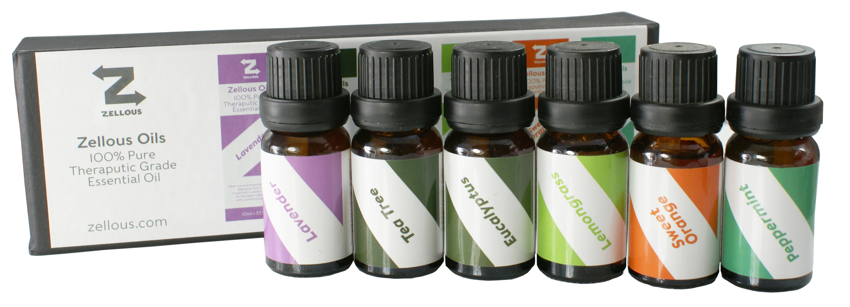 Love Scent coupon: Aromatherapy Top 6 Essential Oils - 100% Pure & Therapeutic Grade (Lavender, Sweet Orange, Eucalyptus, Peppermint, Tea Tree, Lemongrass)